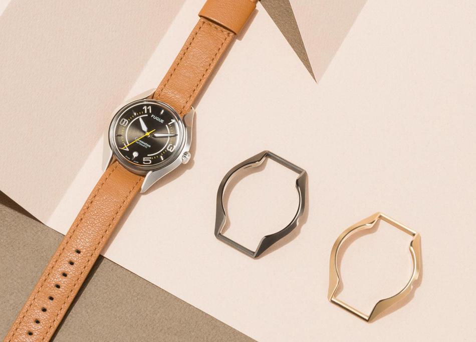 Fugue : coffret Chronostase, trois montres en une