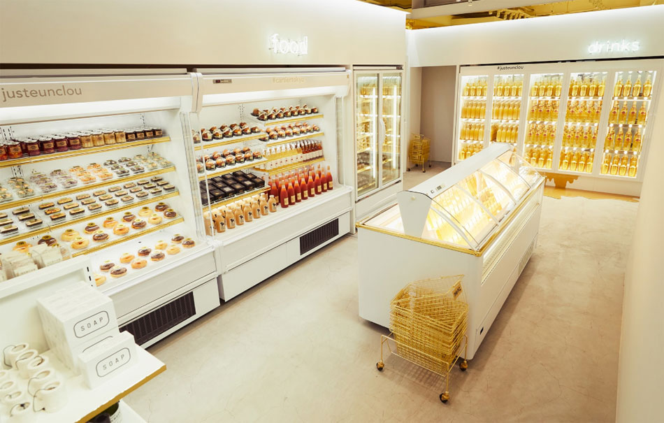 Juste un clou : Cartier ouvre une supérette de luxe à Tokyo