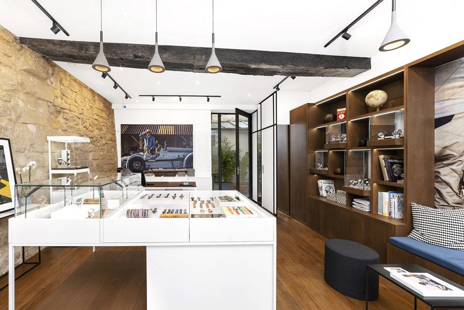 Briston ouvre une boutique dans le Marais