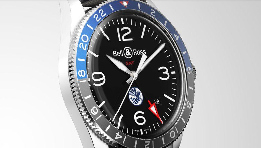 Bell & Ross BR V2-93 GMT A320 AF