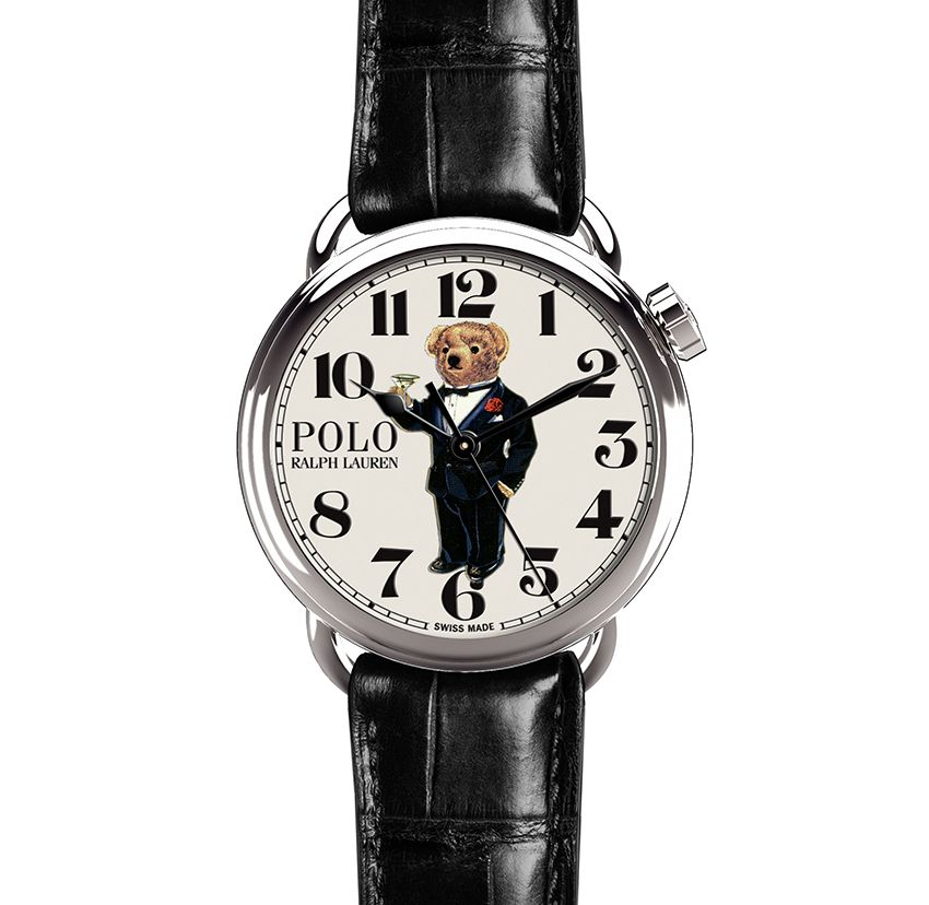 Ralph Lauren Polo Bear watch