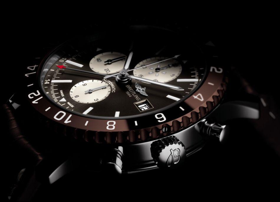 La FHH accueille Breitling comme nouvelle marque partenaire