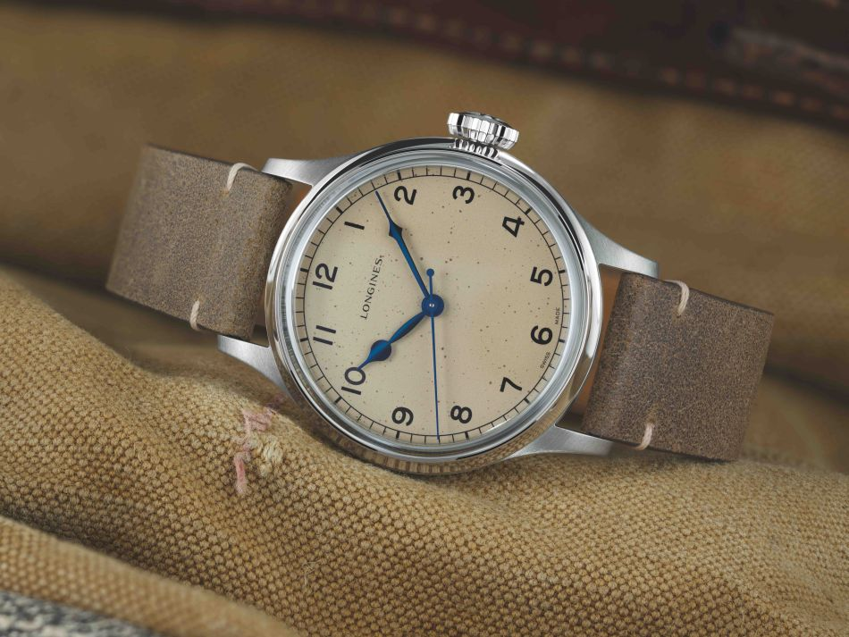 The Longines Heritage Military RAF