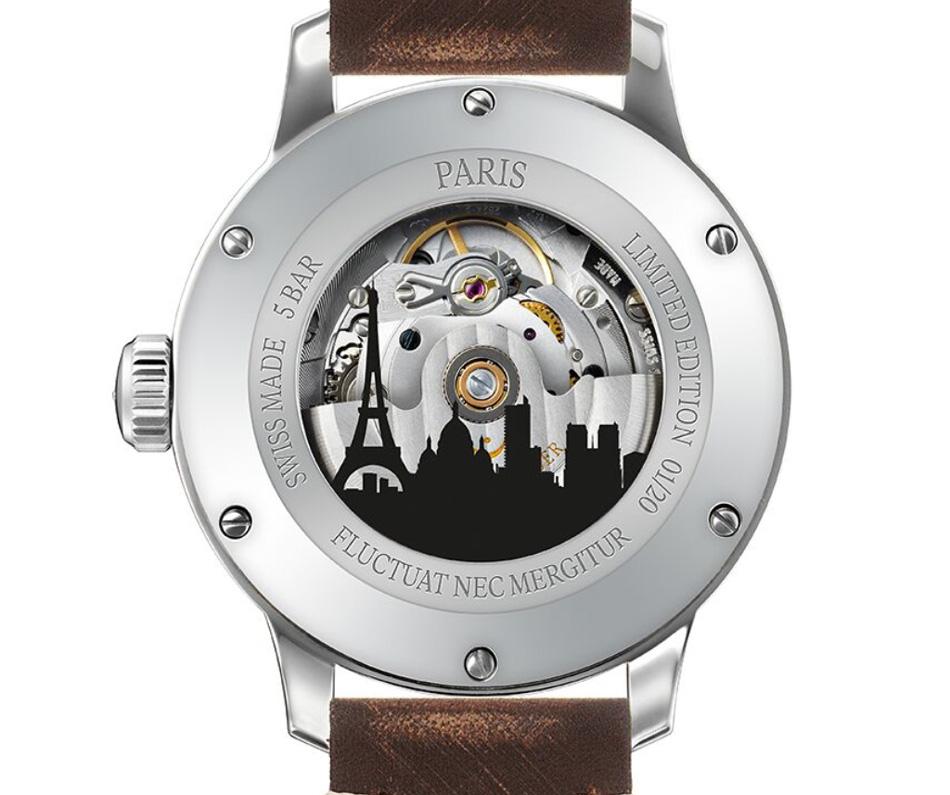 MeisterSinger City Edition : la montre city-break