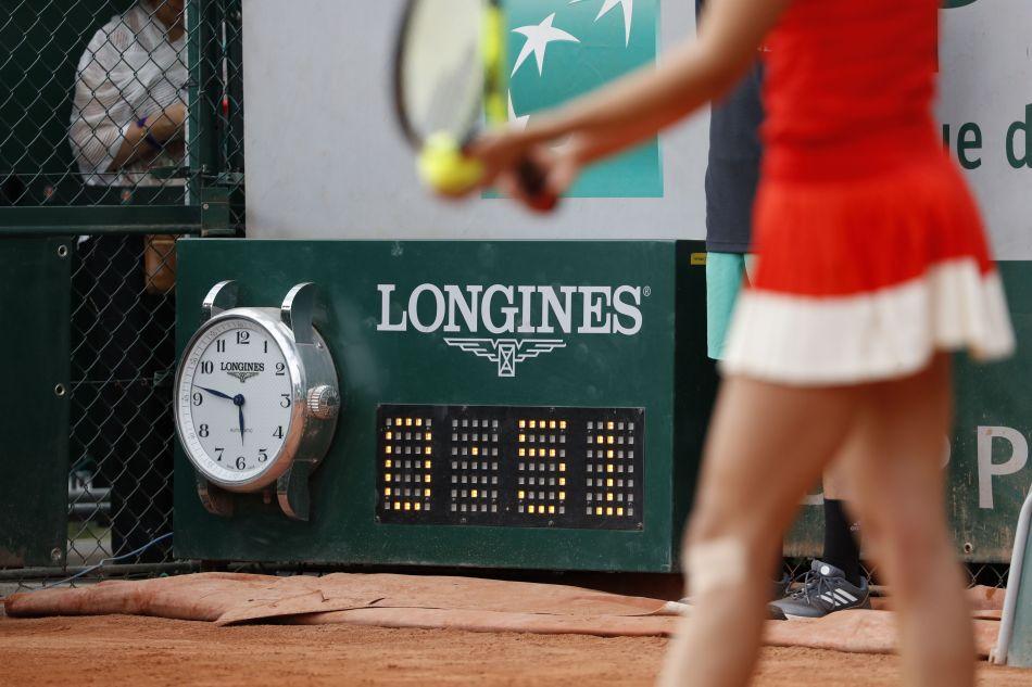 Longines et Roland-Garros : c'est fini !