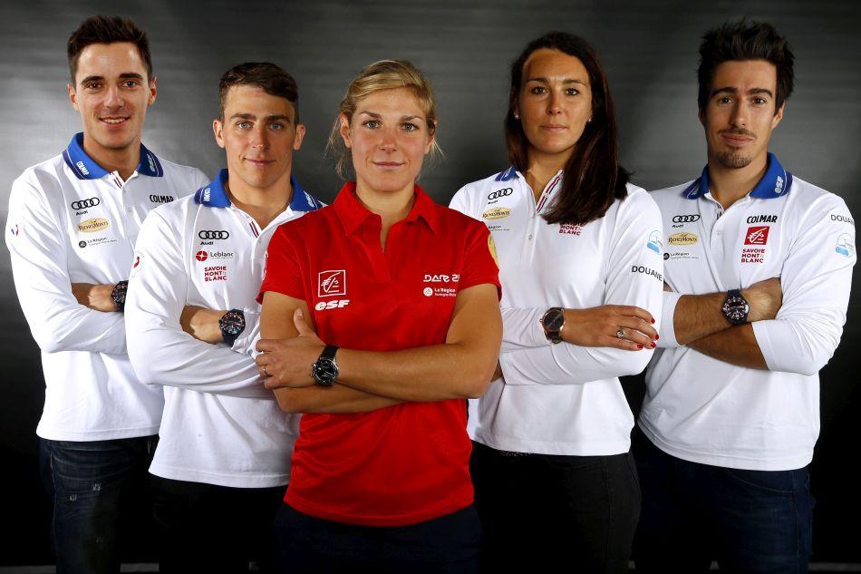 Equipe de France de Ski