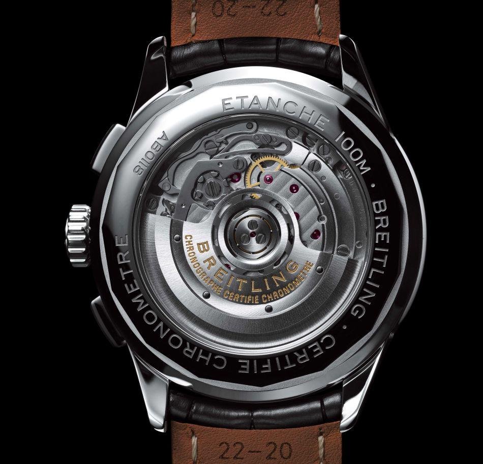 Breitling Premier B01 Chronographe 42 calibre B01
