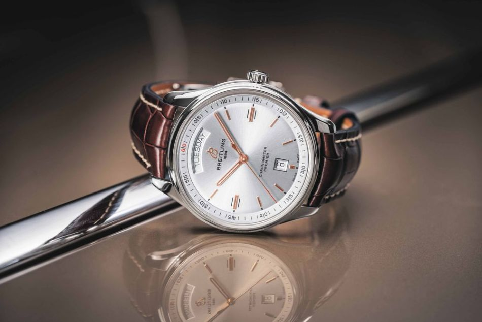 Breitling Premier Automatique Day & Date 40