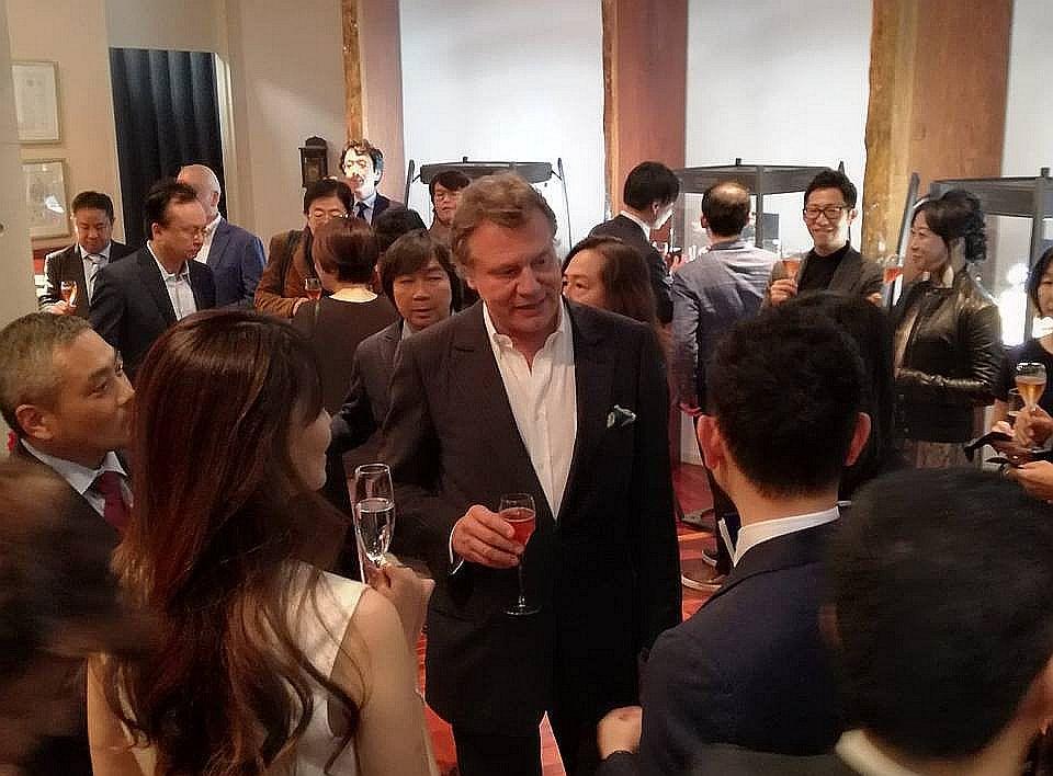 François-Paul Journe à Tokyo