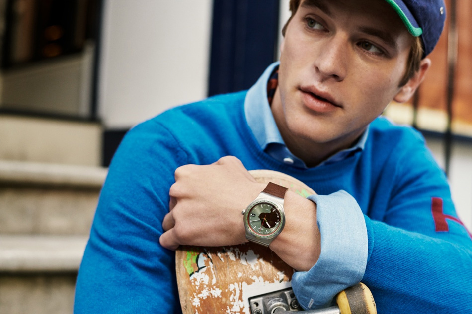 Swatch Sistem 51 Muffin Hackett