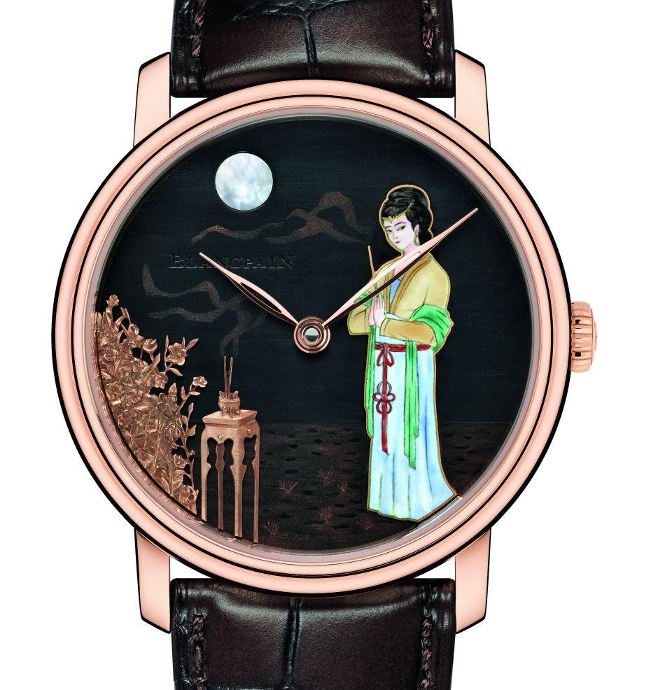 Blancpain : honneur aux grandes beautés de la Chine antique
