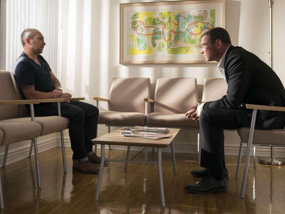 Eddie Marsan et Liev Schreiber