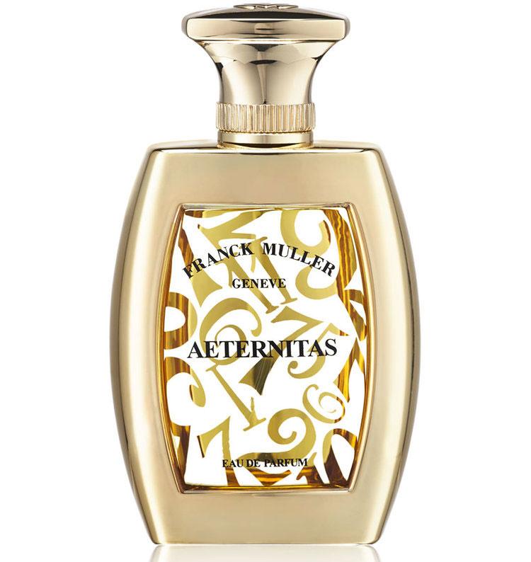 Eau de parfum Aeternitas Franck Muller