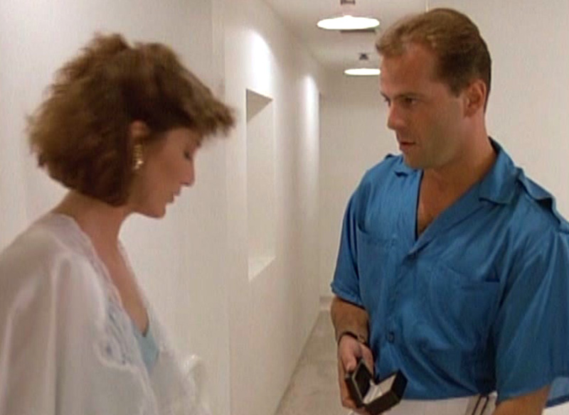 Bruce Willis in Miami vice