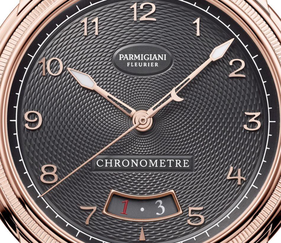 Parmigiani Fleurier Toric Chronomètre Slate