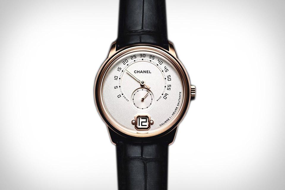 Chanel Monsieur
