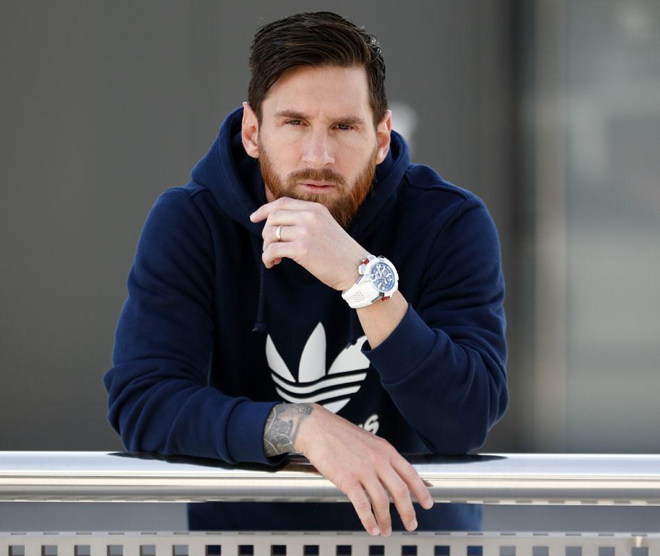 Jacob & Co Epic X Chrono Leo Messi