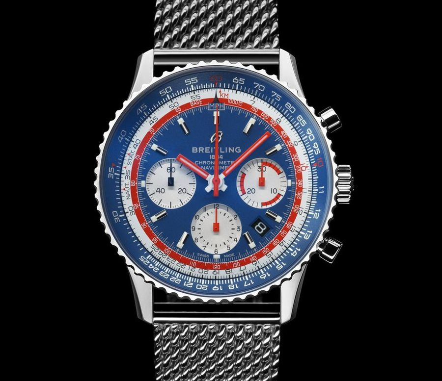 Breitling Navitimer 1 Airline Editions Pan-Am