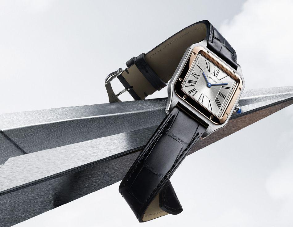 Cartier Santos Dumont 2019