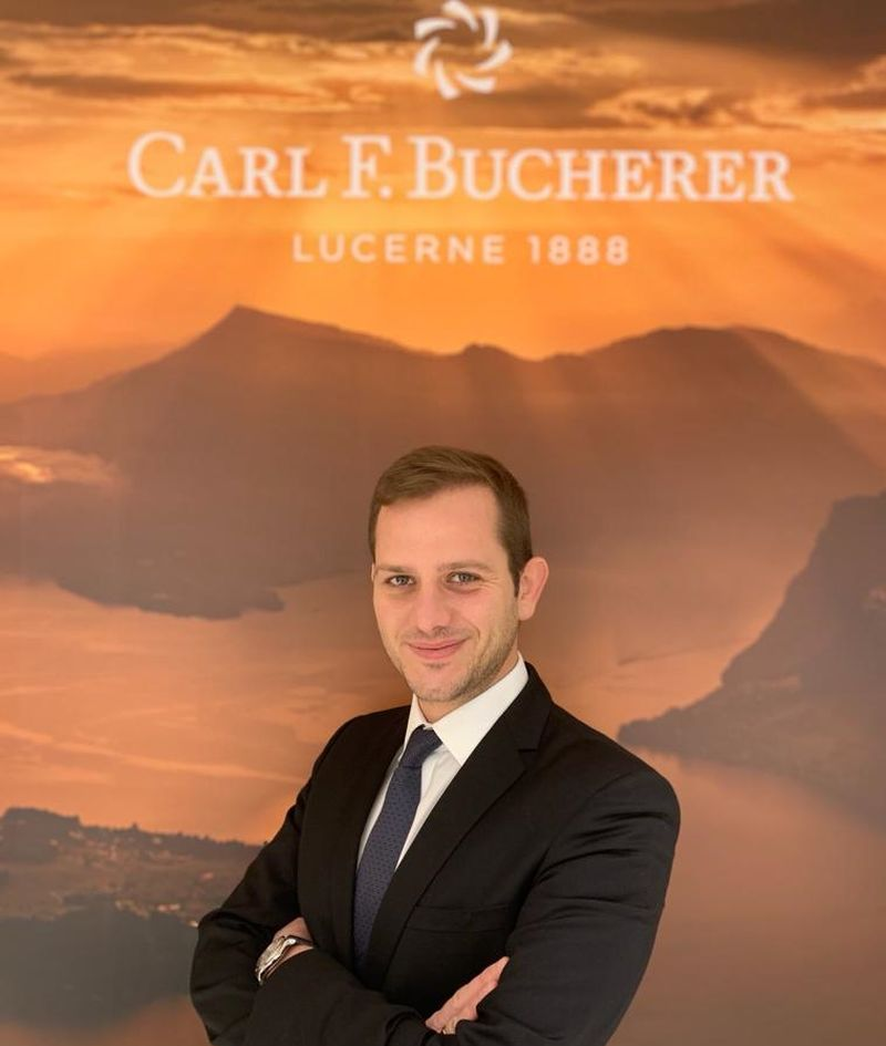 Dominique Salvatore, Bucherer Paris
