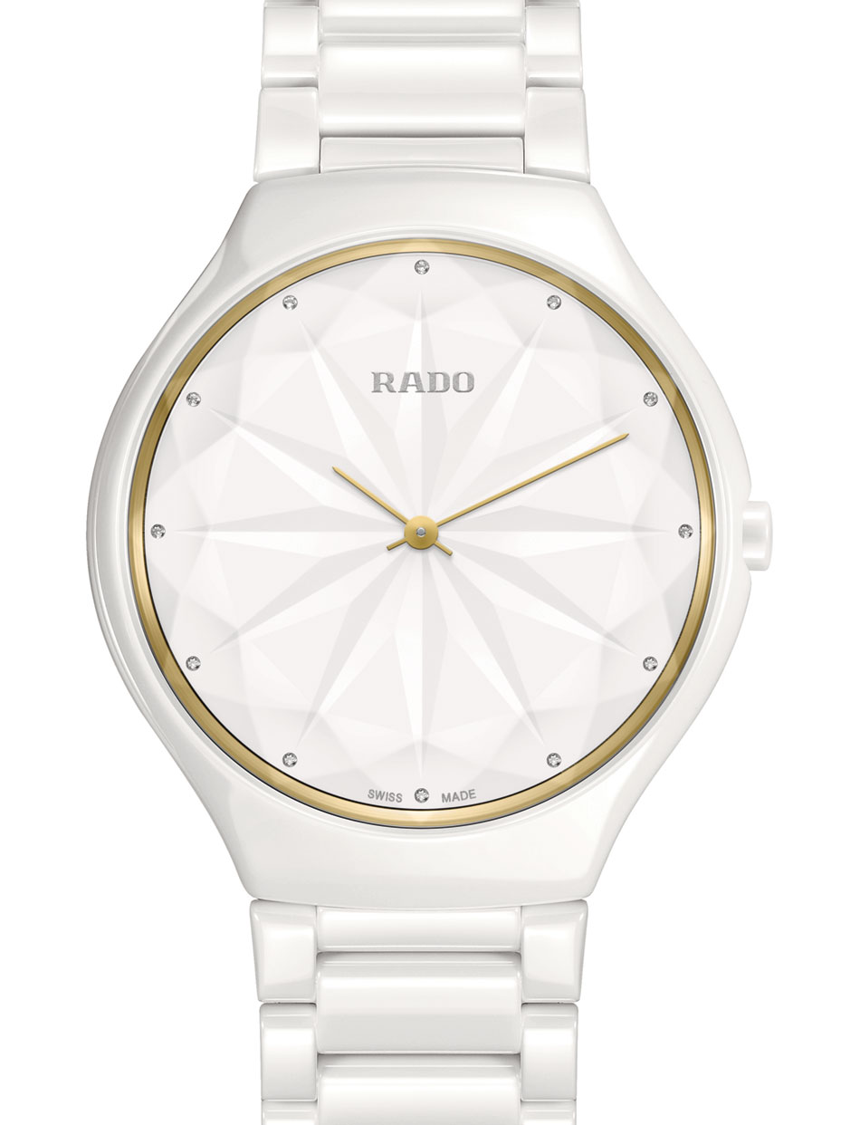 Rado True Thinline Gem Inma Bermudez