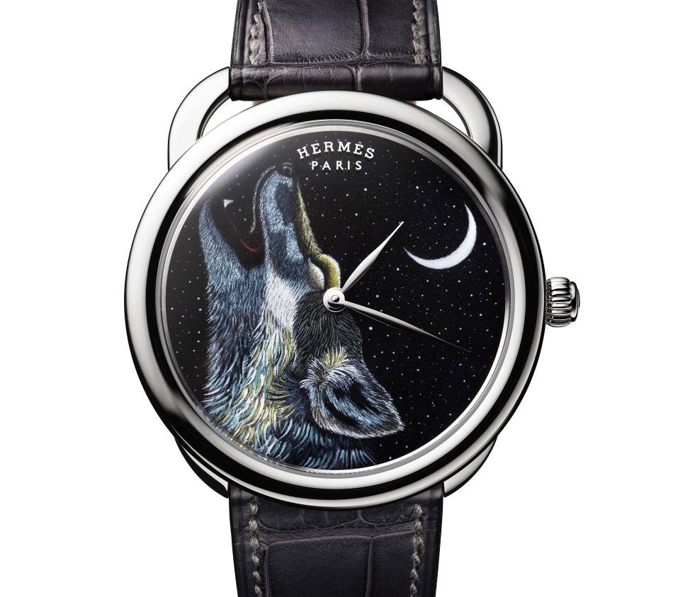 Hermès Arceau : l'appel du loup