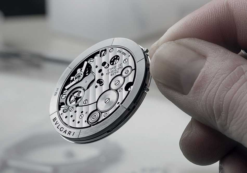 Octo Finissimo Chronographe GMT Automatique