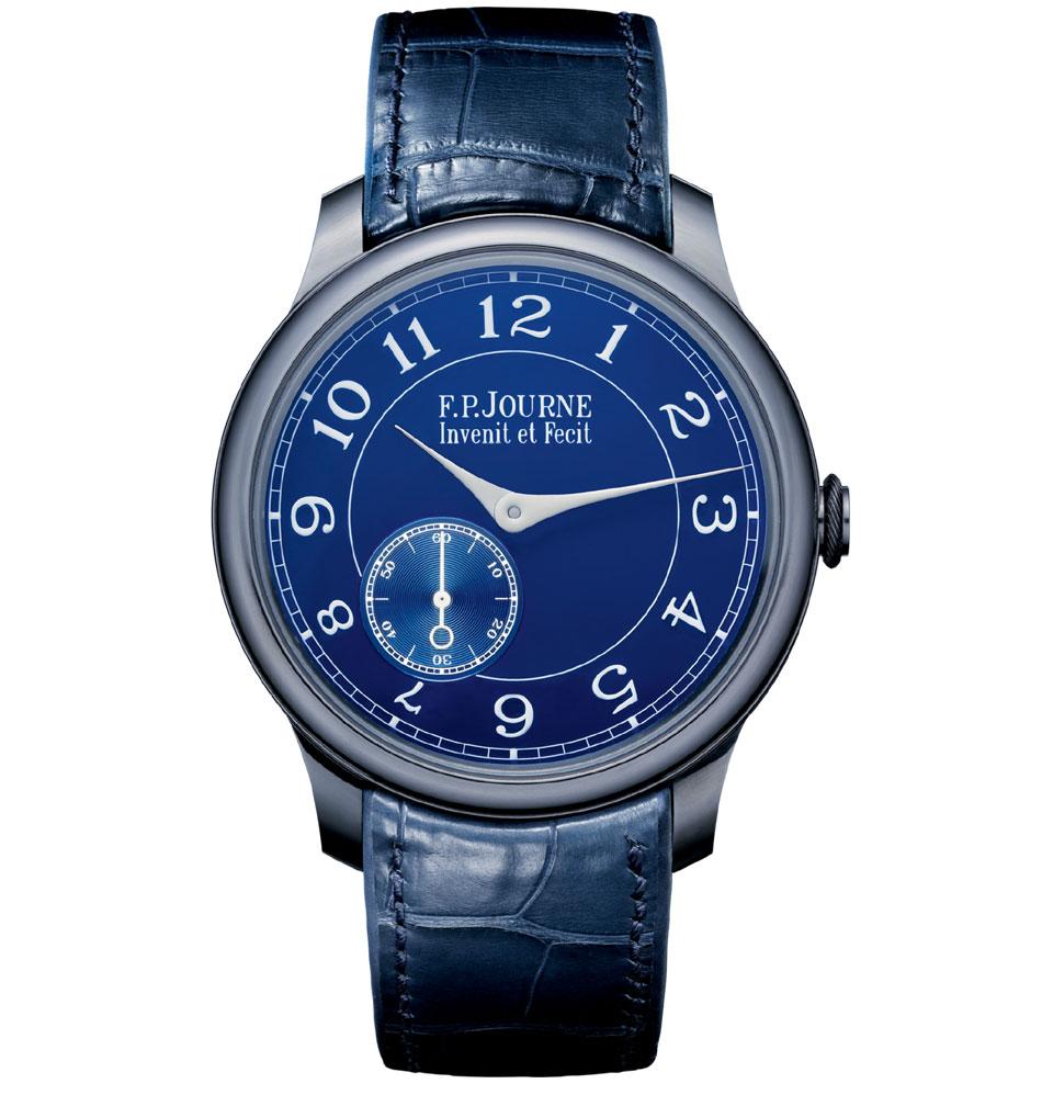 Chronomètre Bleu F.P. Journe