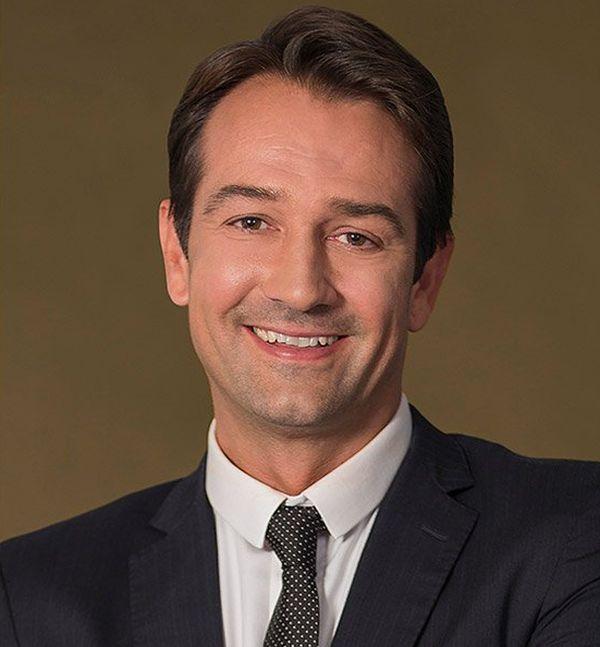 David Chaumet, CEO de Baume et Mercier