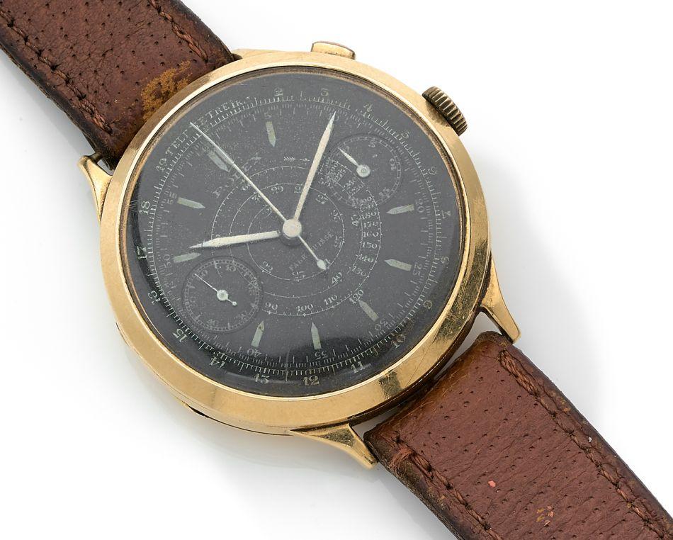 chrono monopoussoir Rolex réf 2021