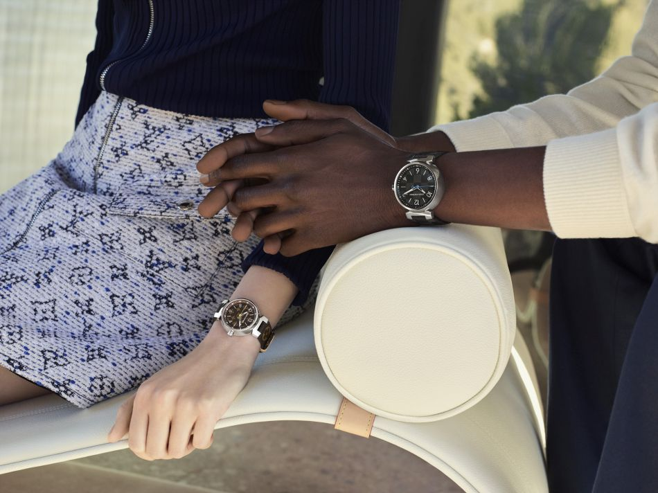 Louis Vuitton Tambour Icons