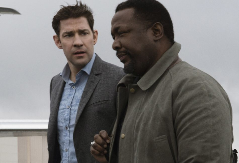 Jack Ryan, Wendell Pierce