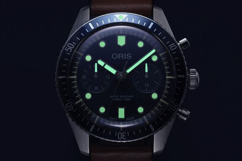Oris Diver Sixty-Five Bucherer Blue Editions