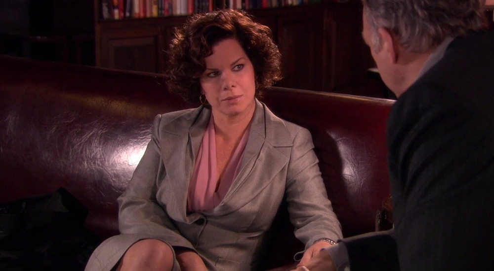 Damages Marcia Gay Harden, DR