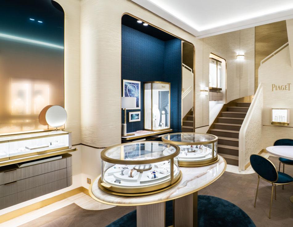 Piaget Salon Monaco
