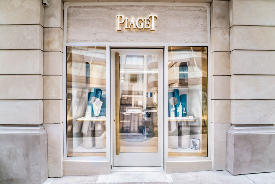 Piaget Salon : la nouvelle signature de Piaget ouvre à Monaco