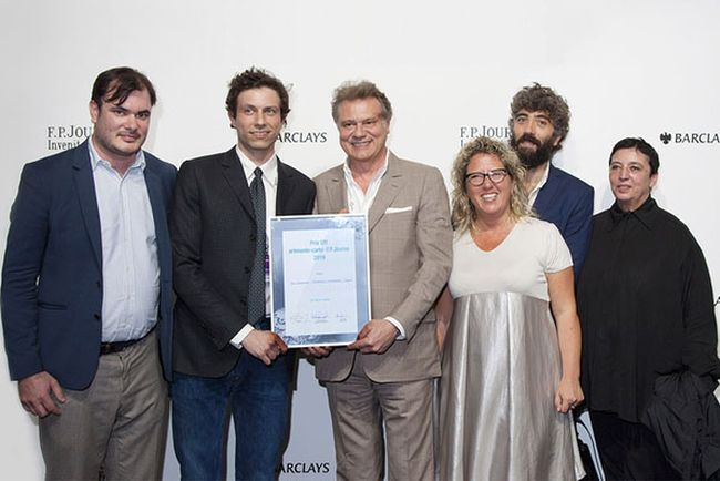 Monaco : le Prix Solo artmonte-carlo - FP Journe attribué à l'expo Solo de Cinzia Ruggeri