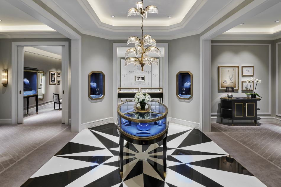 Salon Harry Winston Monaco