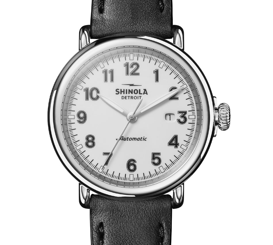 Shinola The Runwell Automatic