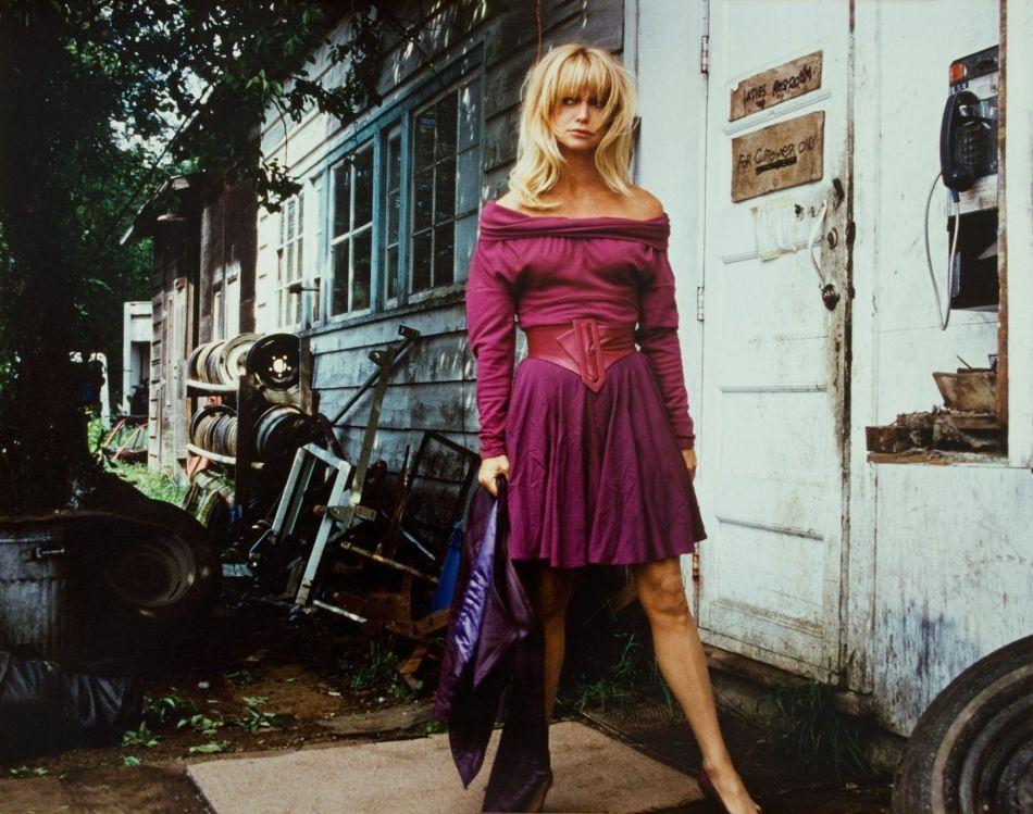Comme un oiseau sur la branche, Goldie Hawn, DR