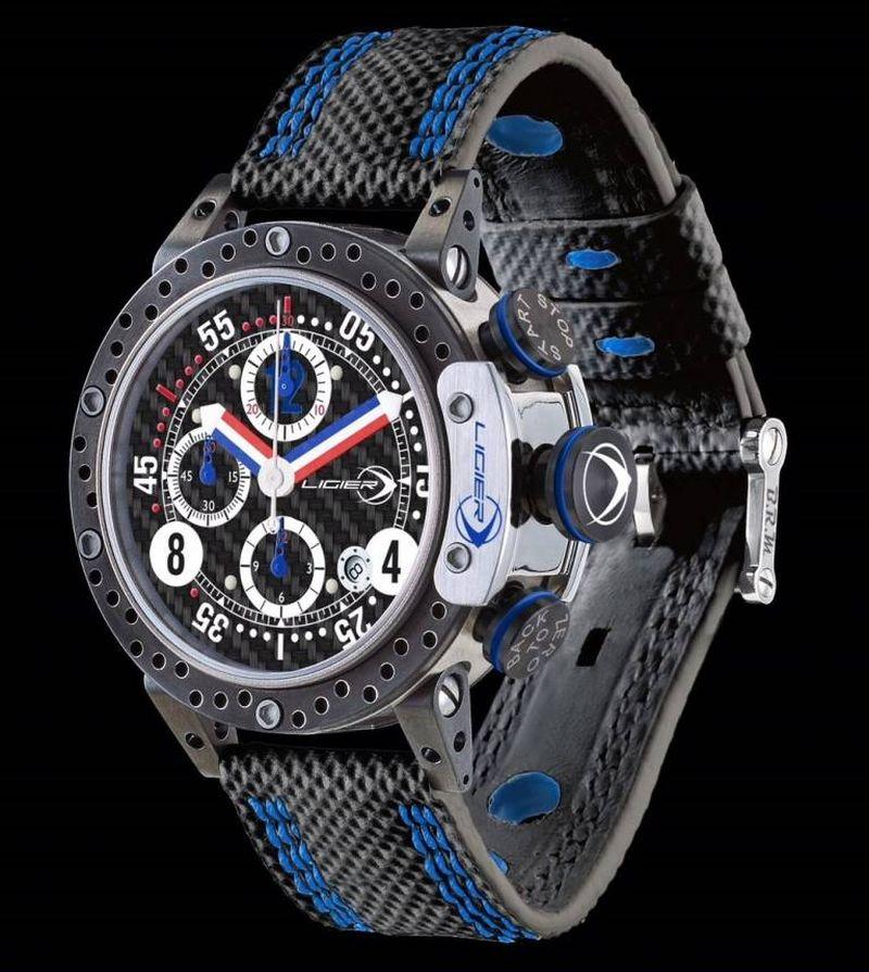 Chrono BRM DDF 12 Ligier