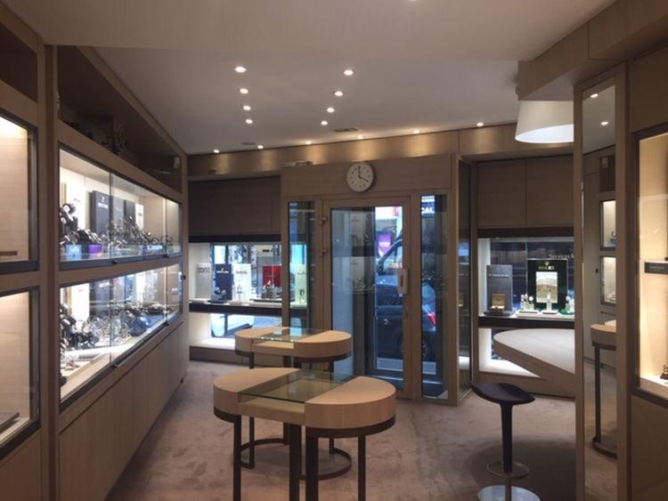 Boutique Les Montres Passy