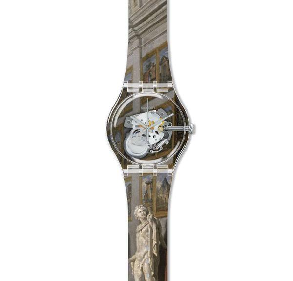 Swatch Musée du Louvre