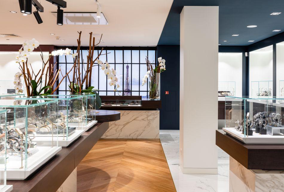 Royal Quartz : onze boutiques dans les aéroports de Paris