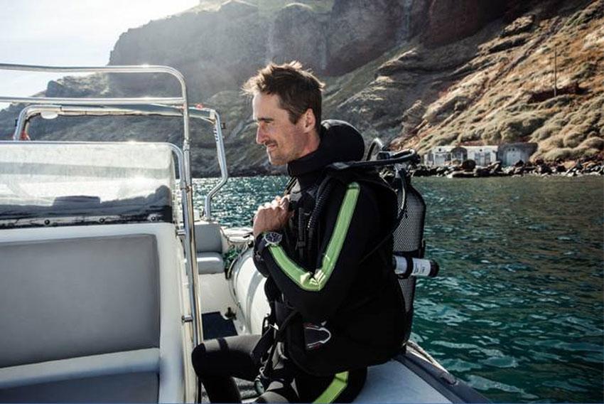 Cousteau Divers