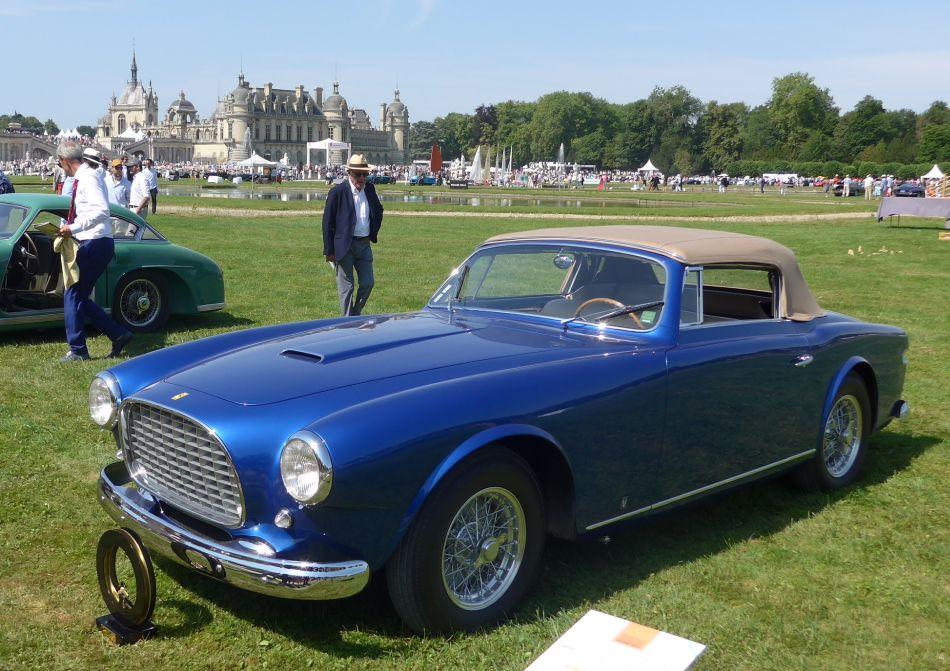 Concours d'élégance de Chantilly : un week-end automobile d'exception avec Richard Mille