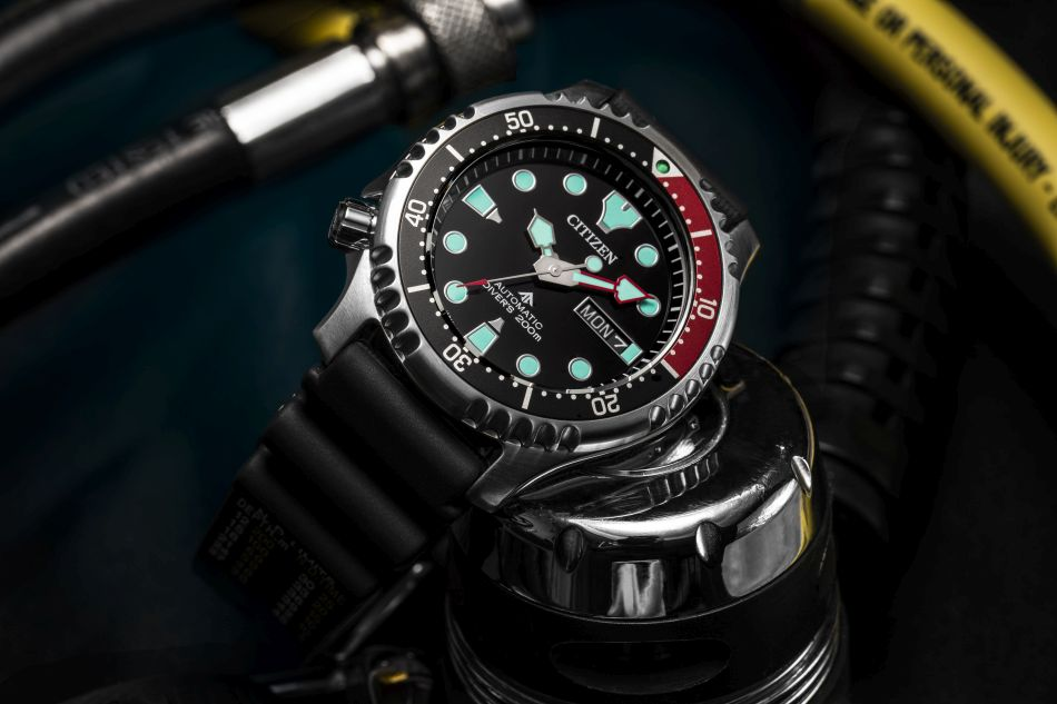 Citizen Promaster Mechanical Diver