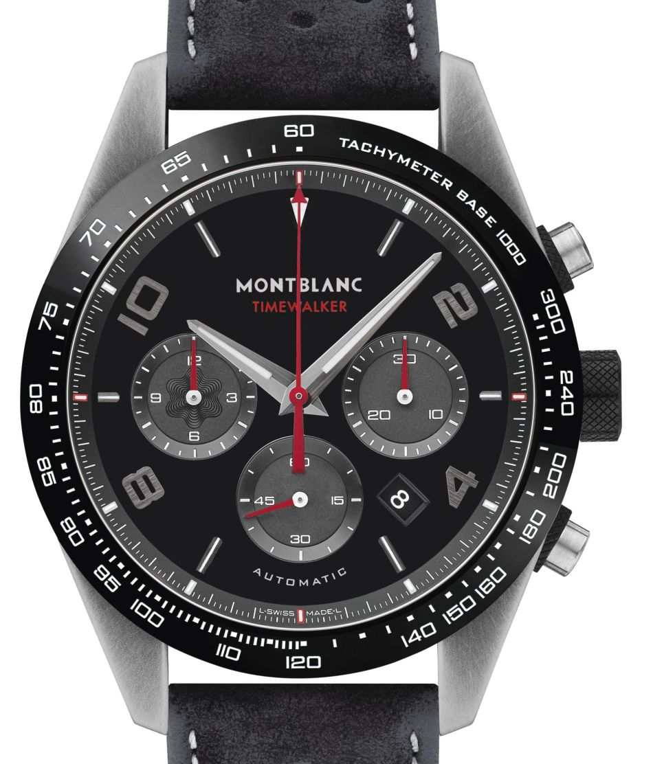 Montblanc TimeWalker Manufacture Chronograph Goodwood