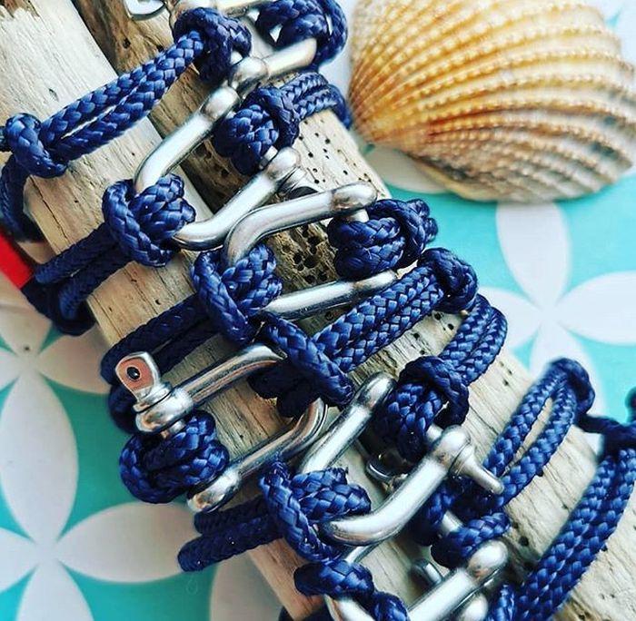 Bracelet marin Mafia Bretonne
