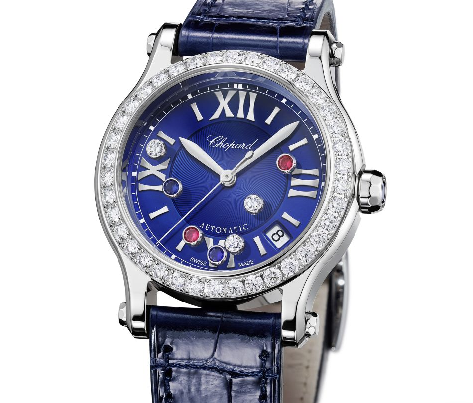 Chopard Happy Sport London Edition